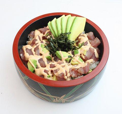 Daruma: Spicy Tuna Don