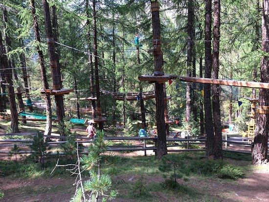 Avanturistički parkovi za razgledanje iz vazduha