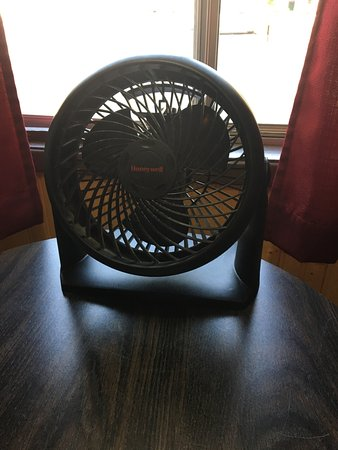 Fort Klamath, OR: In room fans (no A/C)