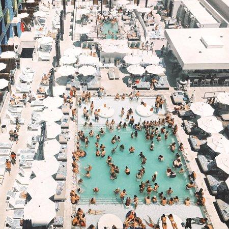 Fitness Center - Picture of The LINQ Hotel & Casino, Las Vegas - TripAdvisor