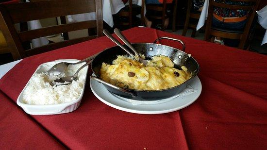 Restaurante Lagostinne