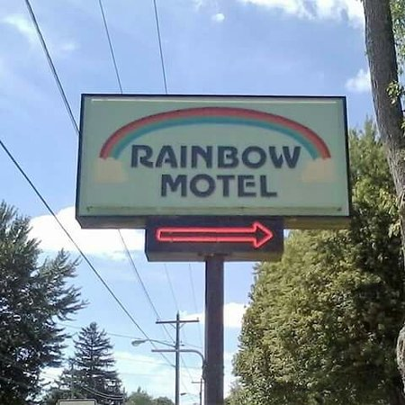 Galion, OH: Rainbow Motel