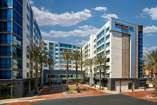 front exterior picture of residence inn by marriott at anaheim rh tripadvisor com