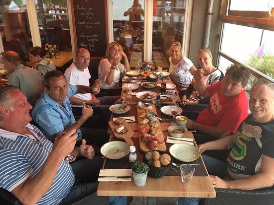Breskens, Países Bajos: Let's eat fingerfoods 😋