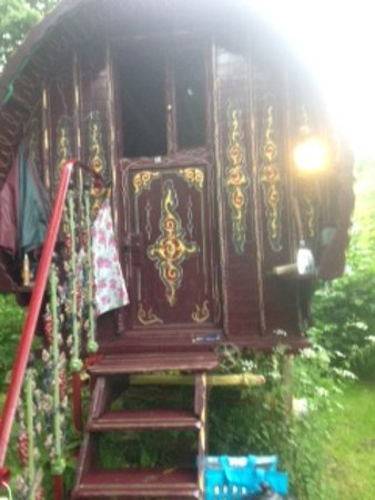 Hoarwithy, UK: Gypsy heaven