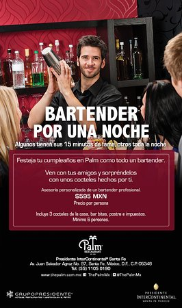 Photo of American Restaurant Palm Restaurant at Juan Salvador Agraz No.97, Mexico City 05348, Mexico