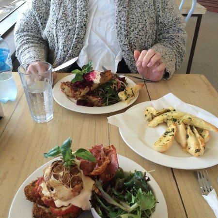 Normanville, Austrália: Vegetarian option