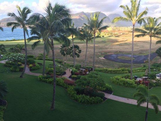 ماريوتس كاواي لاجونز: Views from the property