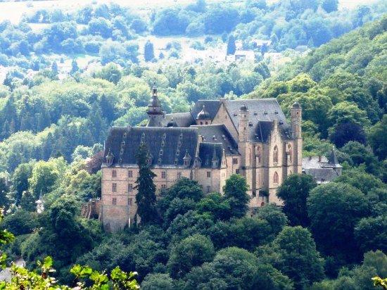Marburger Landgrafenschloss Museum: Castelo de Marburg