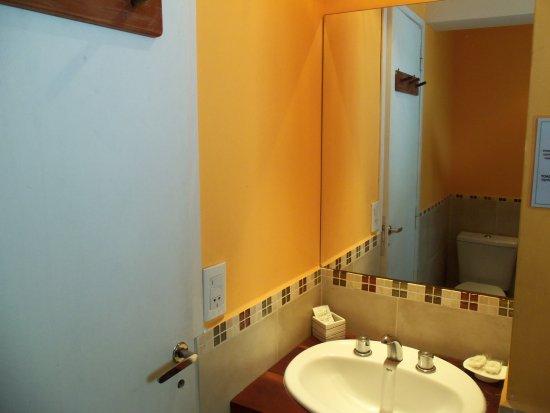 Hosteria Costa Bonita : Baño