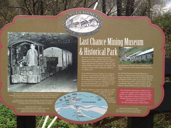 Last Chance Mining Museum: photo0.jpg