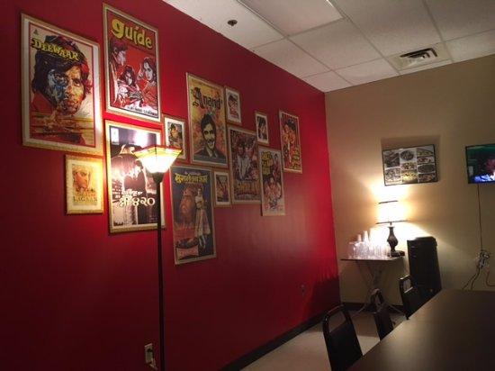 Walpole, MA: Inside wall