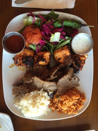 Flanders, NJ: Doner & Chicken Kebab