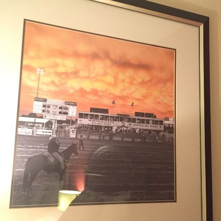 La Quinta Inn & Suites North Platte: Local art