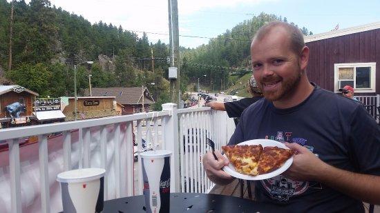 Janes Boardwalk Pizza: Great pizza