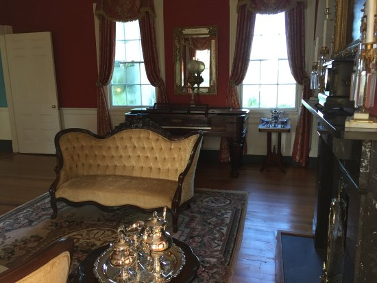 King George, Βιρτζίνια: The Sitting Room at Belle Grove