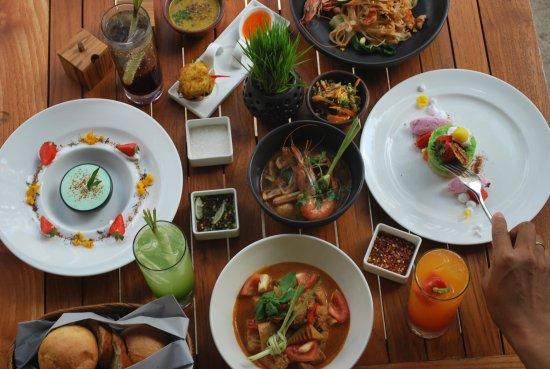 Dining Corner Restaurant: Thai Set menu