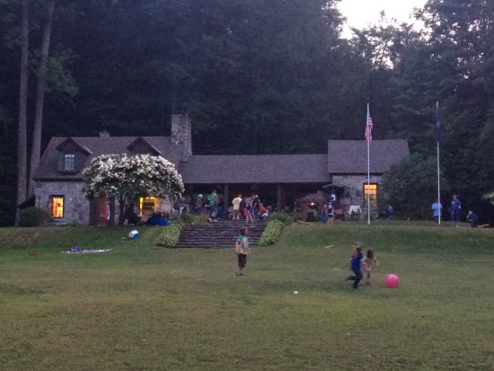 Townshend State Park: Saturday night is music night at Townshend..