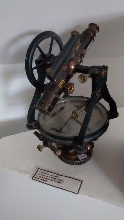 Saint Andre-Avellin, Canada: Microscope