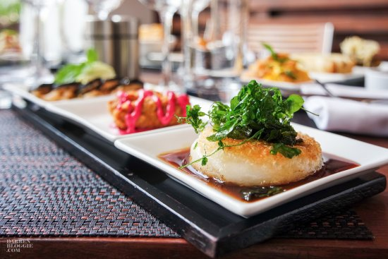 AHA Wine Bar Restaurant: Food Selection