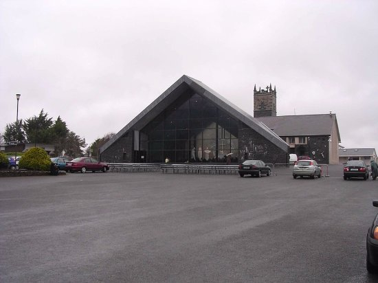 The National Shrine of Our Lady of Knock