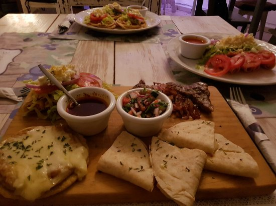 Blueberry Cafe: Itacate
