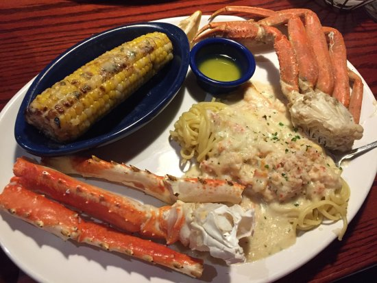 Red Lobster : Crabfest Special