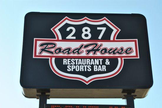 Dumas, TX: Front Sign