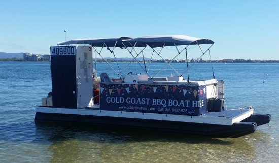 Gold Coast BBQ Boat Hire