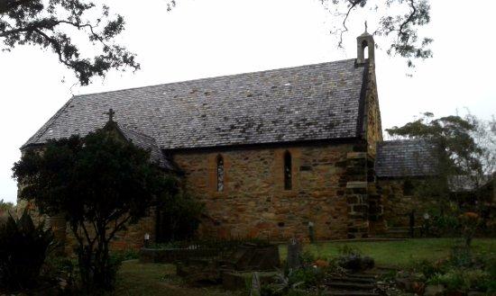 St Peters Anglican Church: Beautiful stonework