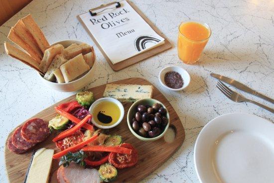Pomonal, ออสเตรเลีย: Grazing Platter