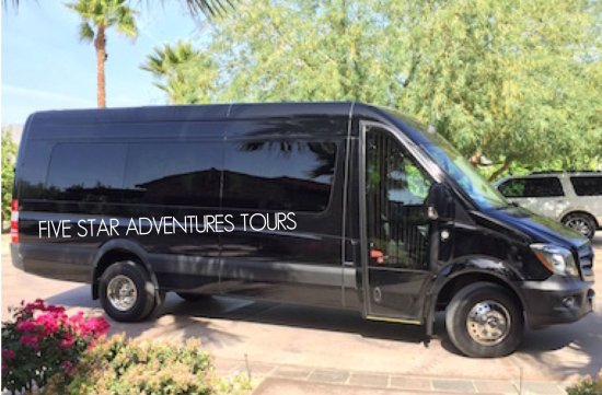 Five Star Adventures Tours: SPRINTER