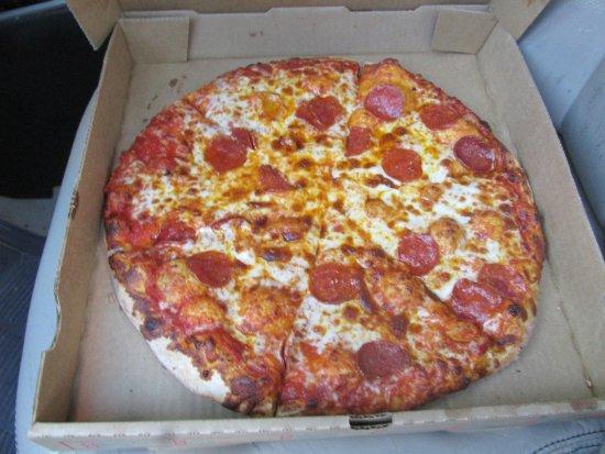 Tipton, Pensilvania: the greatest pizza in Pennsylvania