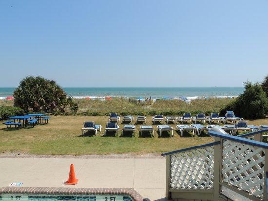 Mystic Sea Resort: resting place