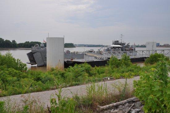 USS LST Ship Memorial Image