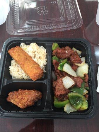 East Ellijay, GA: Pepper Steak Lunch Special