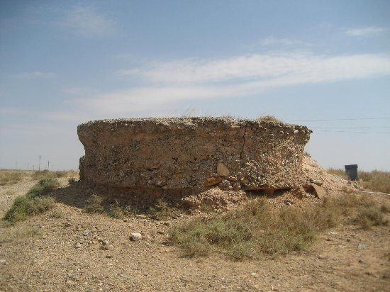 Belchite : Posición fortificada