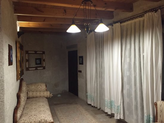 Kelebek Special Cave Hotel: Pasha Suite
