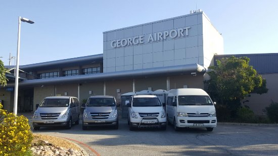 George, South Africa: Our Busses