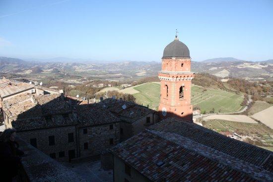 Frontone, إيطاليا: Panorama