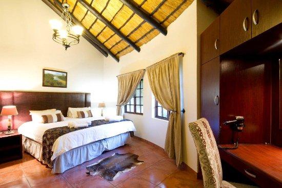 Badplaas, جنوب أفريقيا: Bedroom