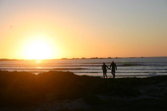 Nieuview: Sunset