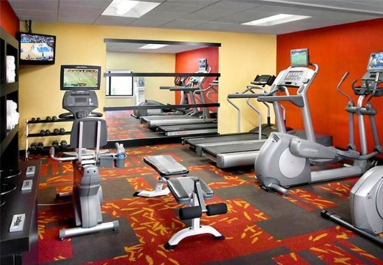 Courtyard Poughkeepsie: Fitness Center