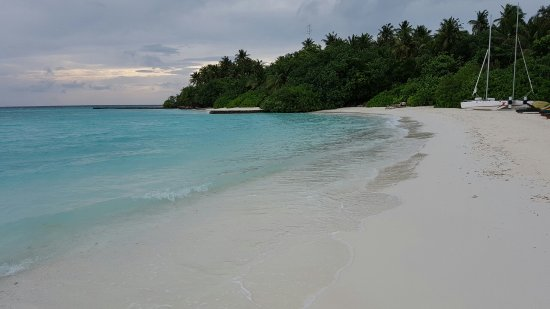 Makunudu Island: August 2016