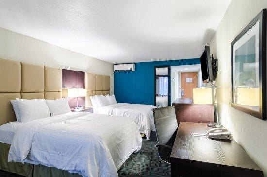 クラリオン ホテル ウエスト スプリングスフィールド