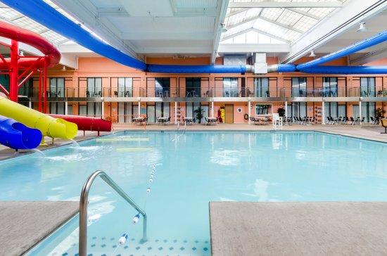 Indoor Water Park Hotels In West Virginia