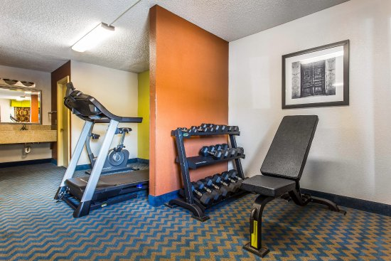 Quality Inn: Fitness