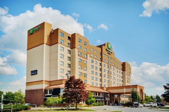 Holiday Inn & Suites Ottawa Kanata: Welcome - We've Been Expecting You!