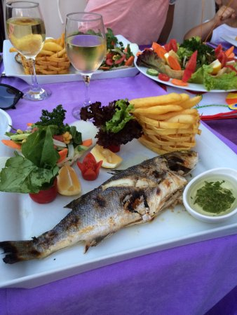Summer Rain Restaurant: Great dinner, nice service.