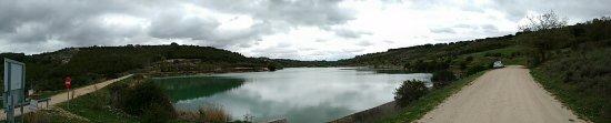 Encinas de Esgueva, Spanje: Panoramica del Embalse